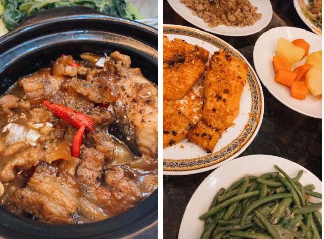 Là richkid được ăn ngon mặc đẹp từ khi mới lọt lòng, thường xuyên nếm sơn hào hải vị nhưng Tiên Nguyễn chỉ thích duy nhất 1 món Việt truyền thống này-6
