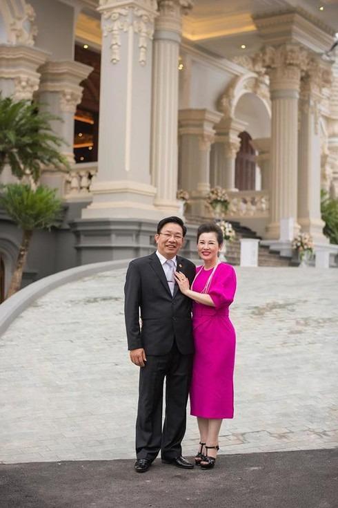 Ông trùm sân golf sở hữu lâu đài lộng lẫy độc nhất vô nhị ở Nam Định-2
