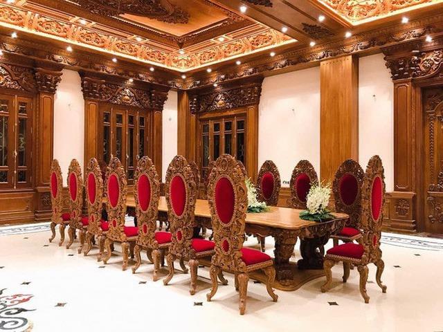 Ông trùm sân golf sở hữu lâu đài lộng lẫy độc nhất vô nhị ở Nam Định-5