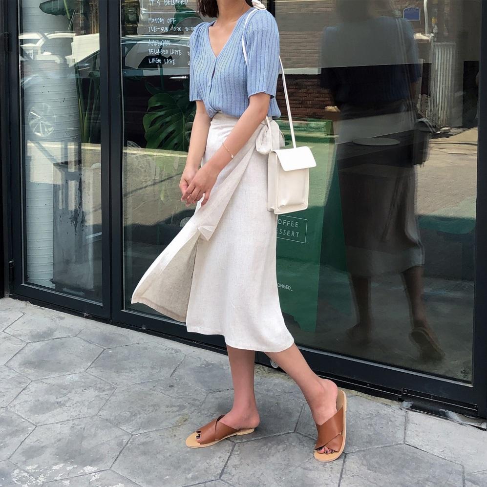 4 mẫu chân váy đang hot rần rần và gần như ai diện cũng đẹp, sắm thiếu thì style hè của bạn cũng chán hẳn-4