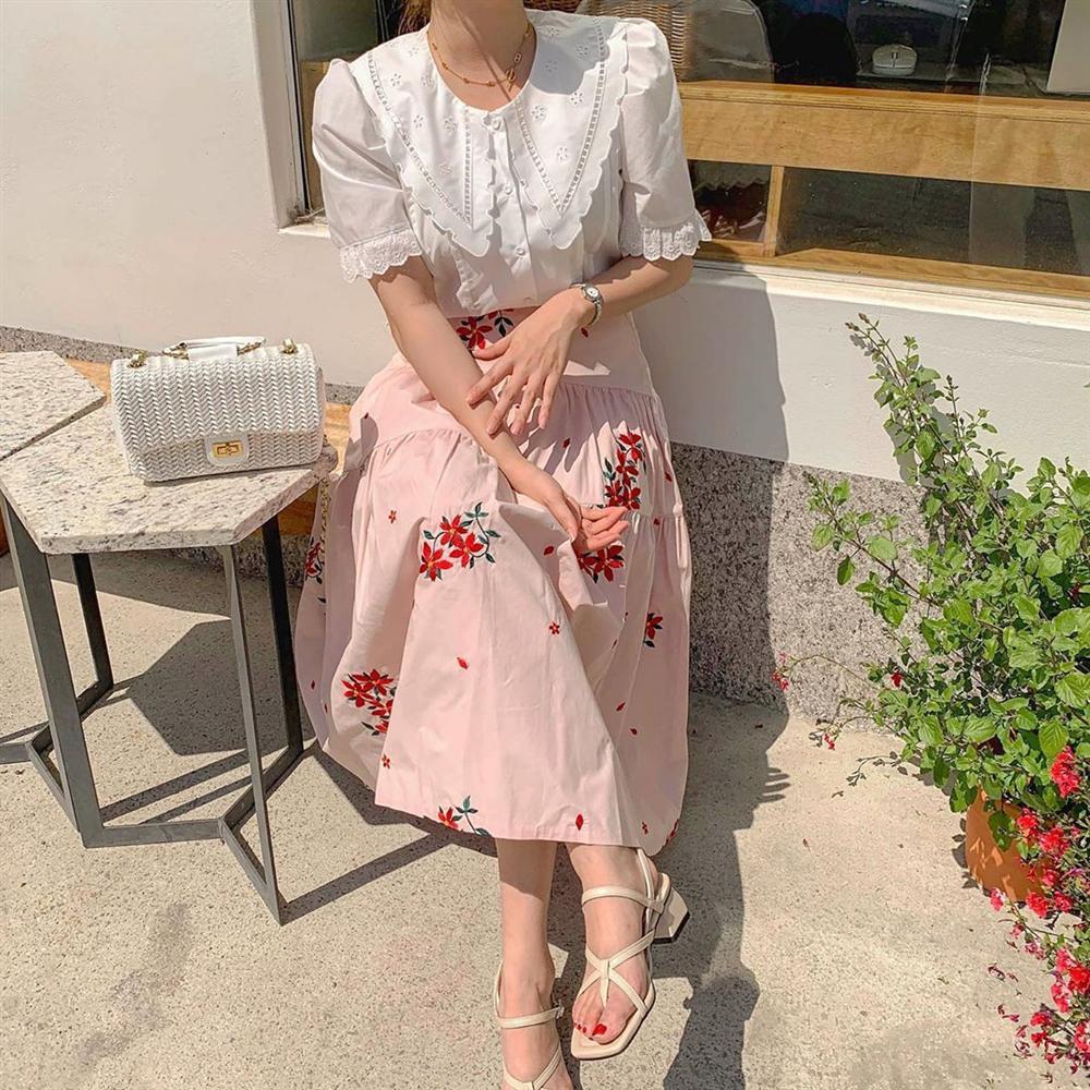 4 mẫu chân váy đang hot rần rần và gần như ai diện cũng đẹp, sắm thiếu thì style hè của bạn cũng chán hẳn-7