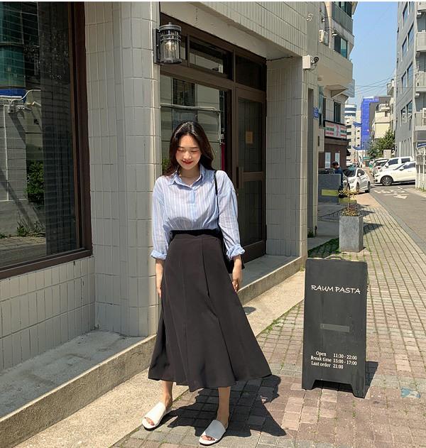 Với một chiếc áo sơ mi, nàng công sở vẫn mặc đẹp suốt cả tuần nhờ 7 công thức này-13