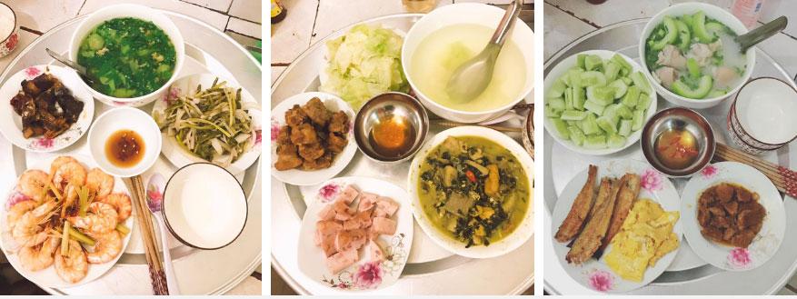 Mê mẩn những mâm cơm đầy ắp món tươi của mẹ đảm ở Quảng Ninh, nhưng bất ngờ hơn cả là chi phí-3