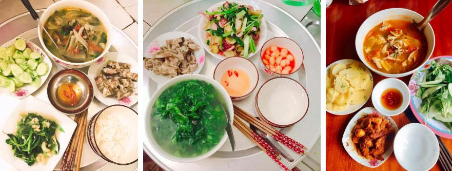 Mê mẩn những mâm cơm đầy ắp món tươi của mẹ đảm ở Quảng Ninh, nhưng bất ngờ hơn cả là chi phí-4