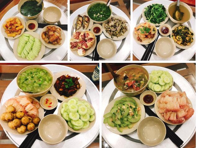 Mê mẩn những mâm cơm đầy ắp món tươi của mẹ đảm ở Quảng Ninh, nhưng bất ngờ hơn cả là chi phí-6
