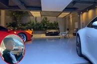 Cường Đô la hé lộ những góc yêu thích trong nhà, nhìn 4 siêu xe ai cũng mê