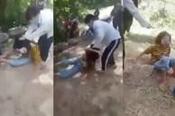 Vụ nữ sinh lớp 8 bị bạn đưa vào rừng đánh hội đồng: Triệu tập người phụ nữ đăng clip