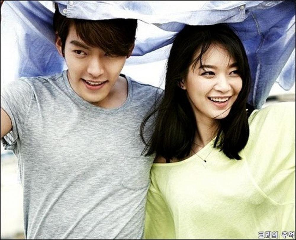 Shin Min Ah - 5 năm bên cạnh bạn trai điều trị ung thư vòm họng-2