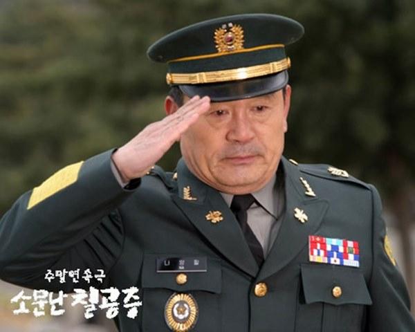 Park In Hwan - Ông bố quốc dân lấy đi nước mắt của hàng triệu khán giả-1