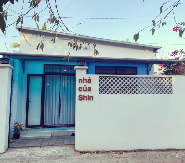 Mãn nhãn với ngôi nhà màu xanh nằm trên đảo Phú Quốc-1