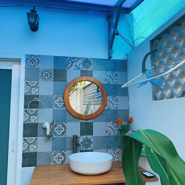 Mãn nhãn với ngôi nhà màu xanh nằm trên đảo Phú Quốc-8