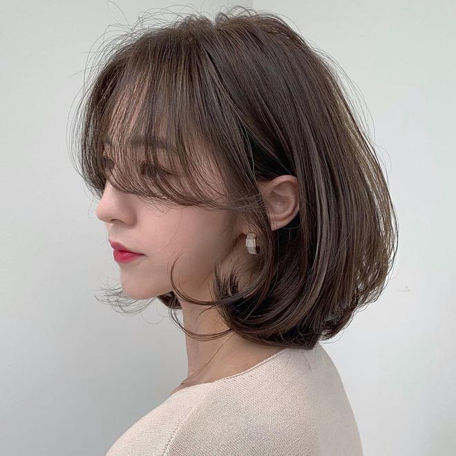 5 kiểu tóc mái nịnh mặt hot hit nhất năm nay: Kiểu nào cũng dễ diện, đặc biệt có mái kiểu Pháp cực sang-4