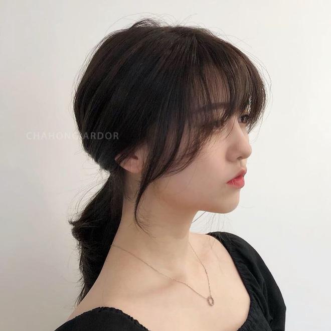 5 kiểu tóc mái nịnh mặt hot hit nhất năm nay: Kiểu nào cũng dễ diện, đặc biệt có mái kiểu Pháp cực sang-6