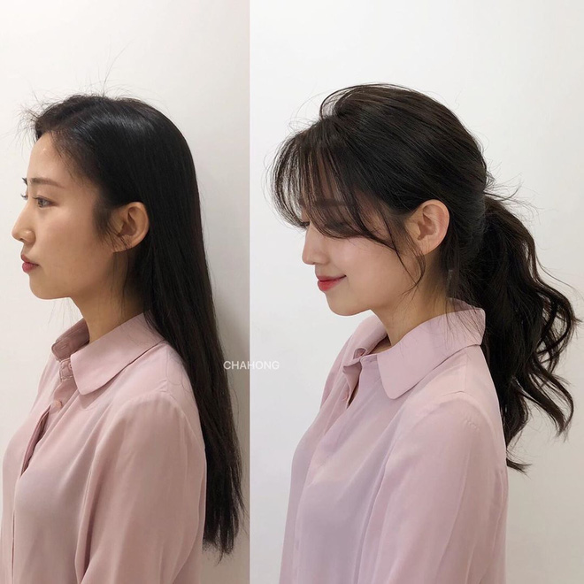 5 kiểu tóc mái nịnh mặt hot hit nhất năm nay: Kiểu nào cũng dễ diện, đặc biệt có mái kiểu Pháp cực sang-9