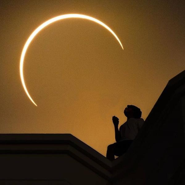 Hình ảnh nhật thực tuyệt đẹp từ khắp nơi trên thế giới-9