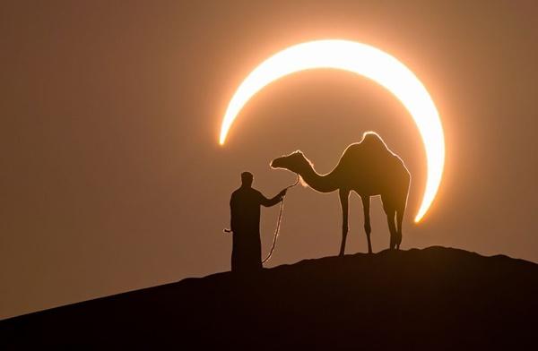Hình ảnh nhật thực tuyệt đẹp từ khắp nơi trên thế giới-11