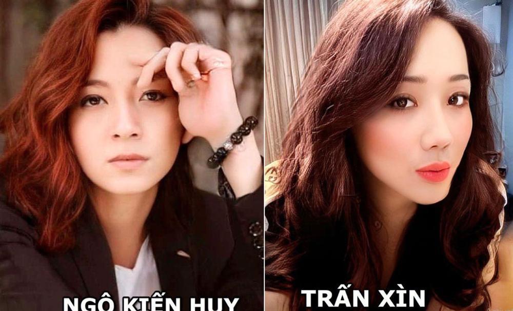 Showbiz Việt ngập tràn hình chuyển giới: Vui quá có sao không?-1