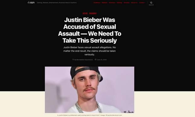 CHẤN ĐỘNG: Billboard đưa tin Justin Bieber bị cáo buộc hiếp dâm 2 người phụ nữ trong lúc hẹn hò Selena Gomez-2