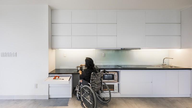Nhà hoa sen thể hiện nghị lực phi thường của cô giáo khuyết tật-10