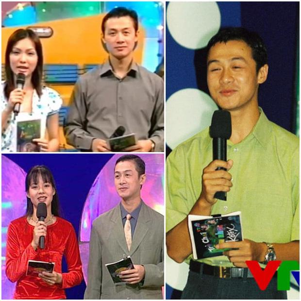 MC Anh Tuấn VTV chính thức bị thời gian bỏ quên, 46 tuổi mà so với ảnh ngày xửa ngày xưa chả khác tẹo nào-1