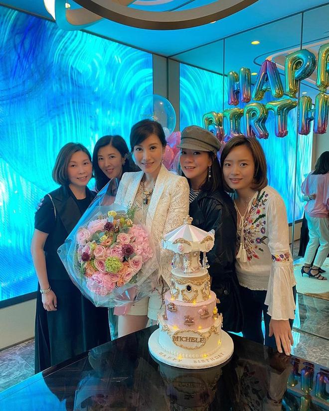 Hoa hậu đẹp nhất Hong Kong được 3 đại gia theo đuổi cùng lúc giờ ra sao?-1