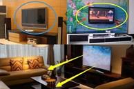 Đặt TV trong nhà thế nào cho đúng? Nhiều người đang phạm phải điều cấm kỵ này, bảo sao ảnh hưởng sức khỏe