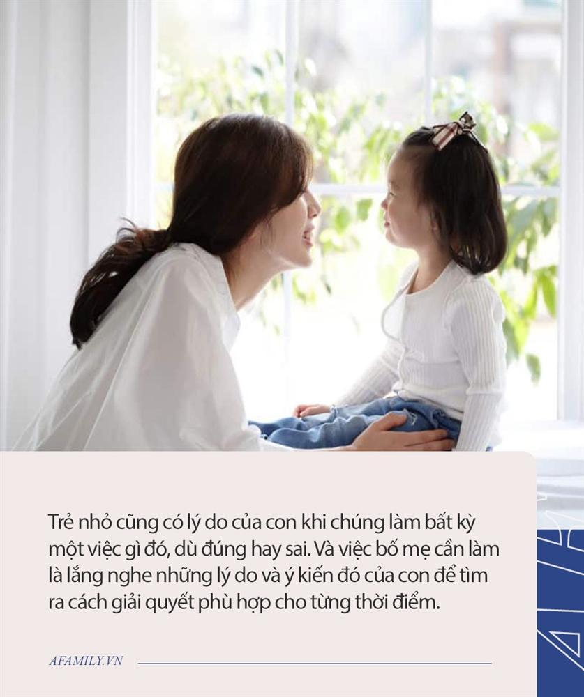 Bí quyết đặc biệt giúp bố mẹ dạy con bướng bỉnh hiểu chuyện mà không cần quát mắng-4