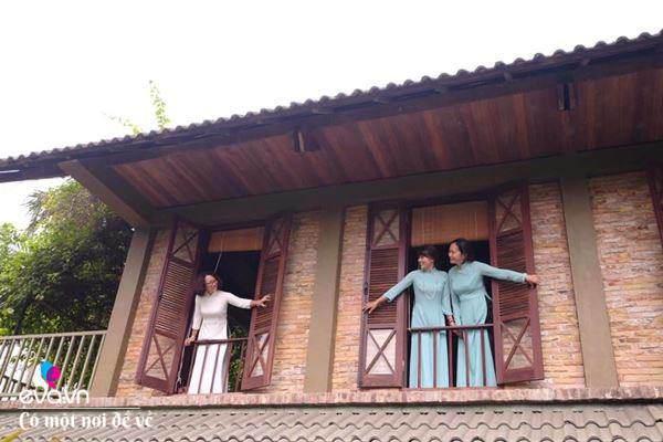 Cô giáo về hưu dựng nhà sàn giữa thung lũng 7000m², tìm bình yên cách Hà Nội 49km-6