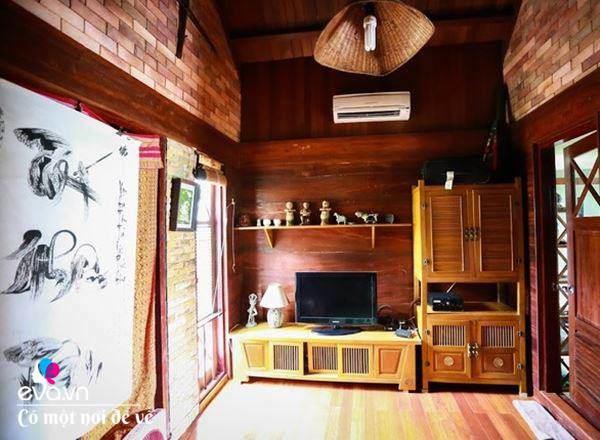 Cô giáo về hưu dựng nhà sàn giữa thung lũng 7000m², tìm bình yên cách Hà Nội 49km-7