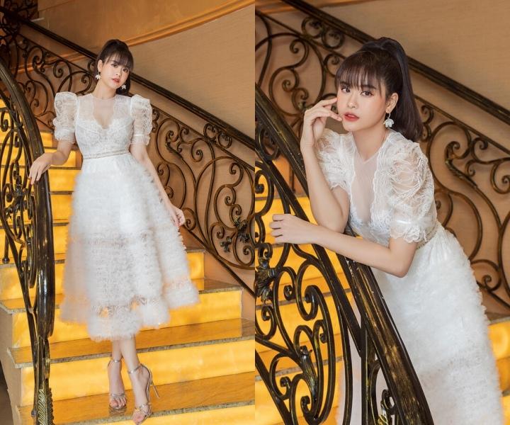 Trang phục hồng cánh sen khó nhằn được Chi Pu - HHen Niê cân đẹp-7