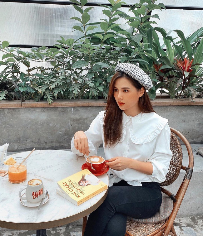 Phanh Lee có 10 cách diện áo blouse cực khéo, chị em học theo thì đi làm hay đi chơi cũng được khen mặc đẹp-1