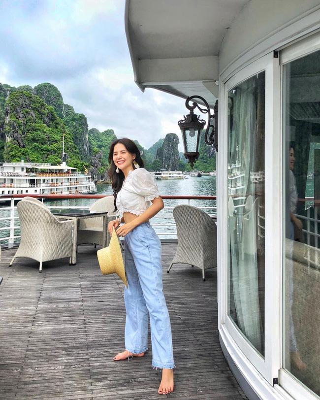 Phanh Lee có 10 cách diện áo blouse cực khéo, chị em học theo thì đi làm hay đi chơi cũng được khen mặc đẹp-10