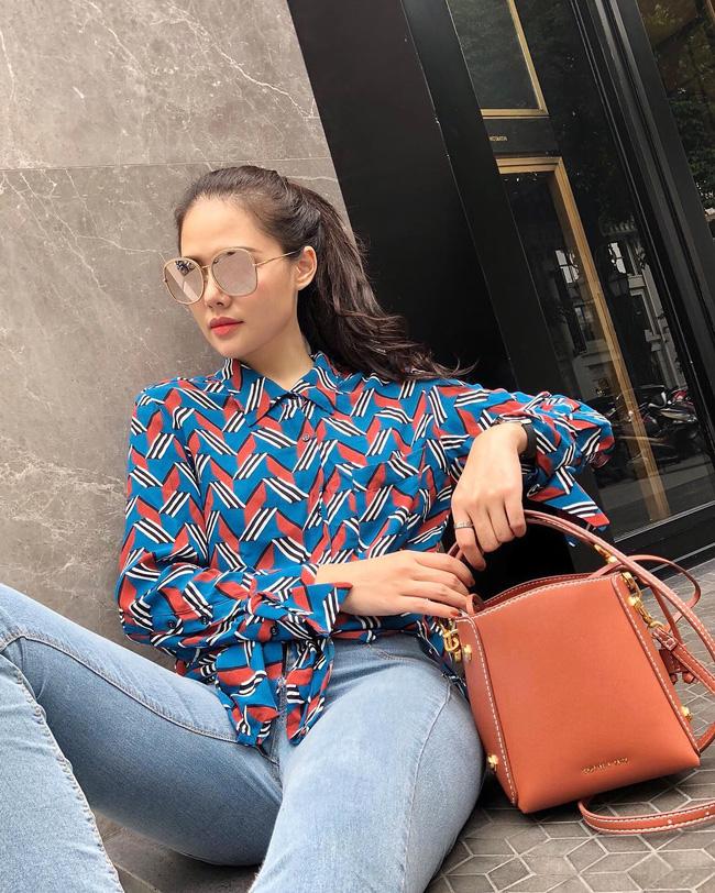 Phanh Lee có 10 cách diện áo blouse cực khéo, chị em học theo thì đi làm hay đi chơi cũng được khen mặc đẹp-8
