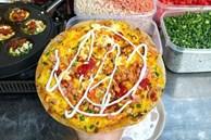 Bánh tráng nướng Việt Nam xuất hiện ở Bangkok