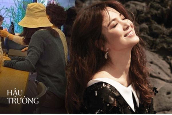Thông tin hiếm về mẹ ruột của Song Hye Kyo