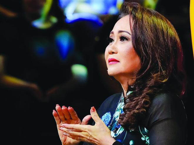 NSND Thanh Ngân lên tiếng về việc nghệ sĩ cải lương ồ ạt bán hàng online kiếm tiền-4