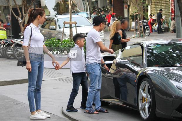 Nhóc tỳ nhà Cường Đô La - Đàm Thu Trang chưa sinh ra đã ngậm thìa... kim cương: Nhìn gia thế, tài sản cực khủng của bố mẹ là rõ-1