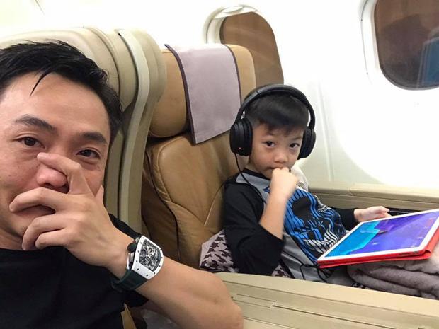 Nhóc tỳ nhà Cường Đô La - Đàm Thu Trang chưa sinh ra đã ngậm thìa... kim cương: Nhìn gia thế, tài sản cực khủng của bố mẹ là rõ-7