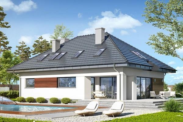 Những mẫu nhà mái thái dành cho những ai yêu thích vẻ đẹp cổ điển, hiện đại-8