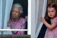 Cuối cùng đã tìm ra câu trả lời cho vẻ ngoài thông minh lém lỉnh và thần thái xuất chúng của Công chúa Charlotte được thừa hưởng từ đâu