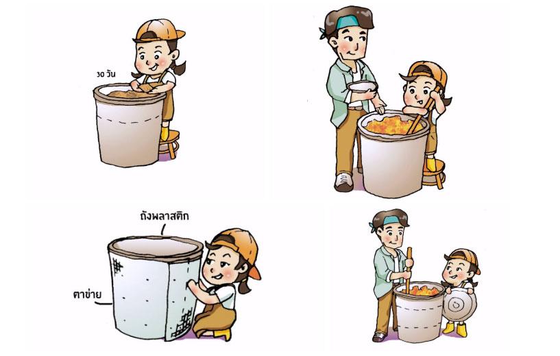 Tự làm phân bón từ thực phẩm bỏ đi, vừa tiết kiệm chi phí vừa giúp cây lớn nhanh như thổi-4
