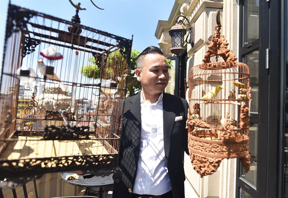 Mãn nhãn bộ sưu tập chim quý hiếm, giá tiền tỷ của vua chim màu Việt-1