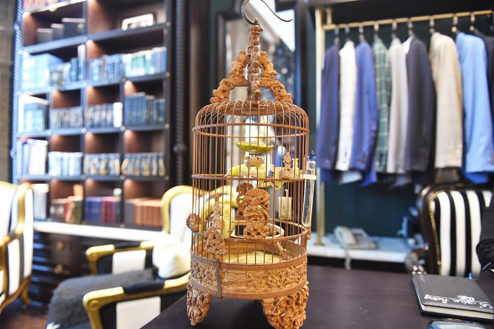 Mãn nhãn bộ sưu tập chim quý hiếm, giá tiền tỷ của vua chim màu Việt-11