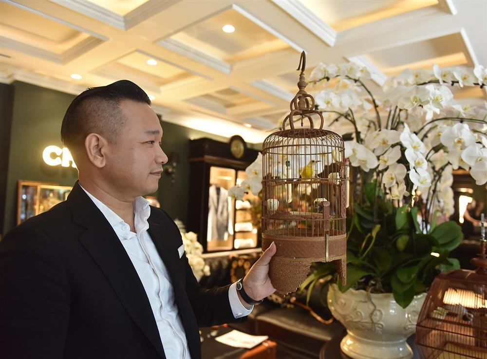 Mãn nhãn bộ sưu tập chim quý hiếm, giá tiền tỷ của vua chim màu Việt-7