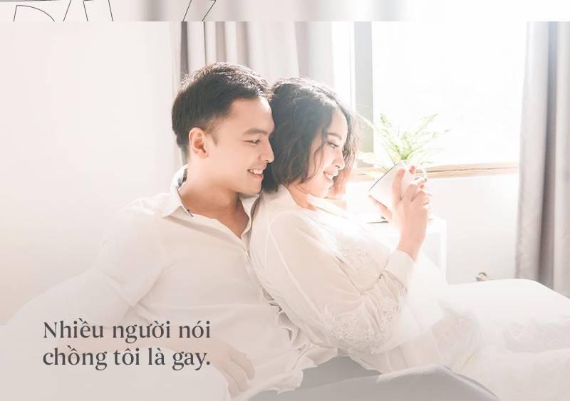 Tú Vi lên tiếng về hôn nhân với Văn Anh sau tin đồn ly hôn: Chuyện người thứ 3 có thể xảy ra, nếu chồng muốn chia tay thì tôi không biết sống sao-6
