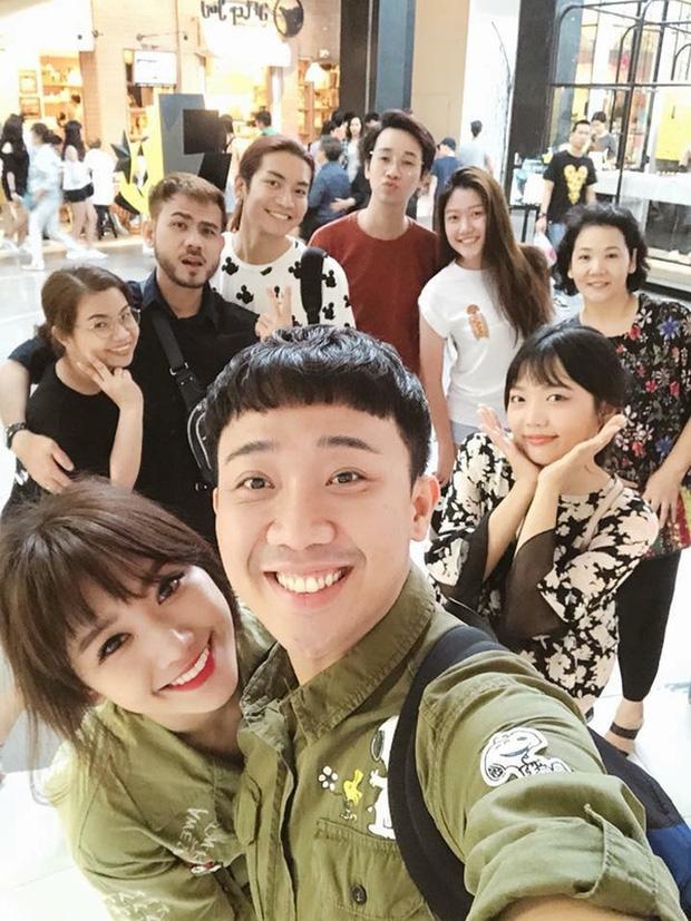 """Dính nghi vấn rạn nứt vì lâu không đi cùng hội bạn Trấn Thành, BB Trần tiết lộ 1 lý do mà netizen tắt điện""""-5"""