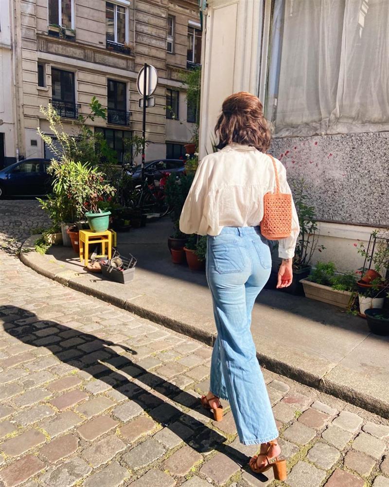 Để diện đồ công sở chuẩn xinh và thanh lịch không kém phụ nữ Pháp, chị em chỉ cần sắm 5 items-18