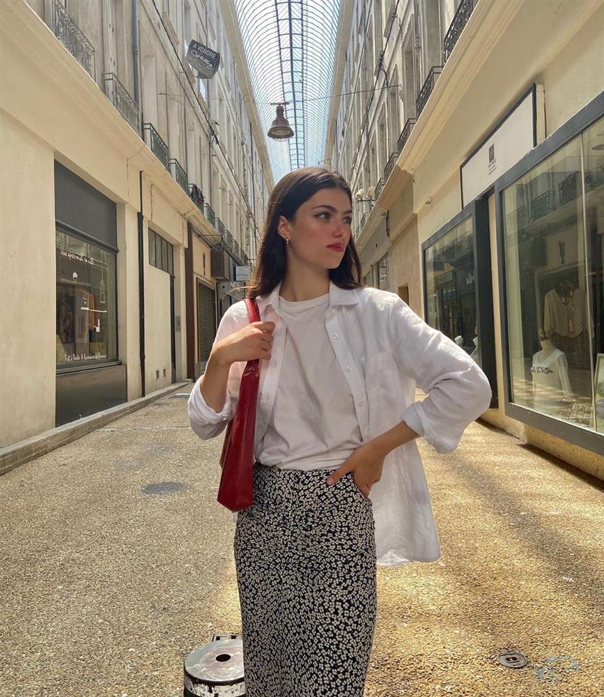 Để diện đồ công sở chuẩn xinh và thanh lịch không kém phụ nữ Pháp, chị em chỉ cần sắm 5 items-6