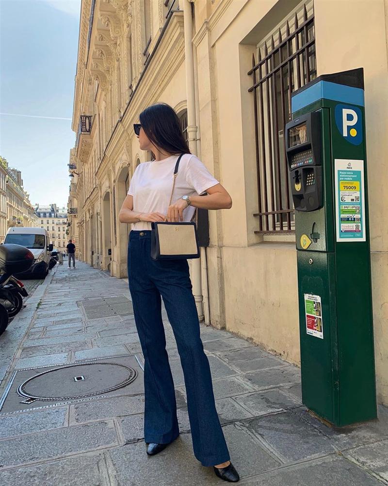 Để diện đồ công sở chuẩn xinh và thanh lịch không kém phụ nữ Pháp, chị em chỉ cần sắm 5 items-7