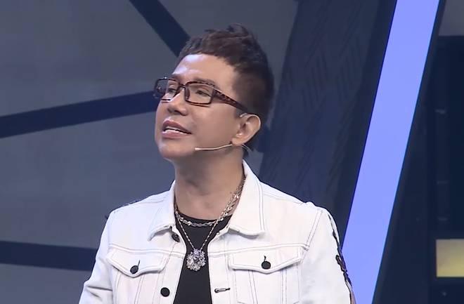 Phản ứng của Long Nhật khi bị Lê Giang gọi là chị trên sóng truyền hình-2